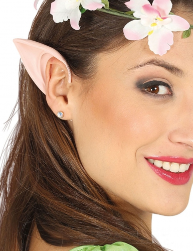 Orejas elfo mujer