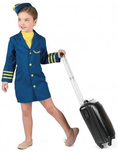Disfraz azafata niña-1