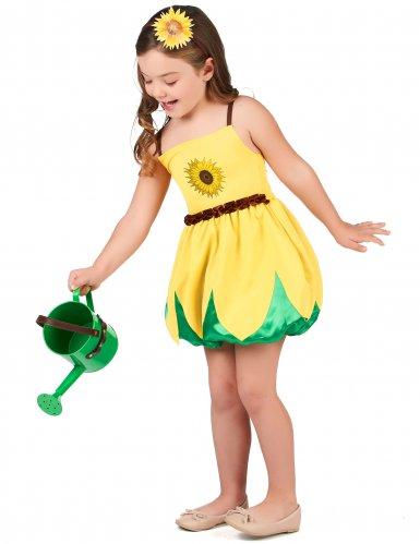 Disfraz girasol niña-1