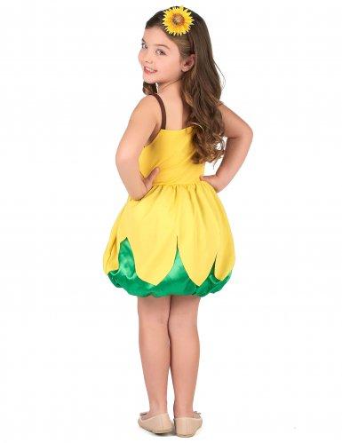 Disfraz girasol niña-2