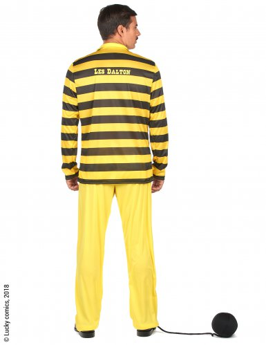 Disfraz Dalton hombre Lucky Luke™-2
