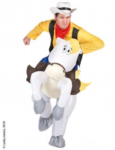 Disfraz Carry-me Jolly Jumper adulto Lucky Luke™
