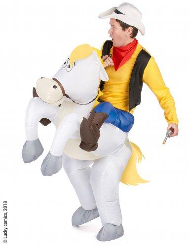Disfraz Carry-me Jolly Jumper adulto Lucky Luke™-1