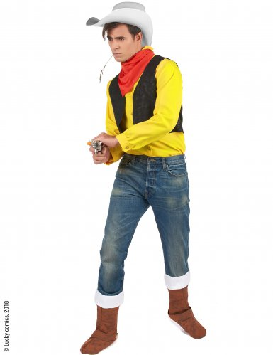 Disfraz Lucky Luke™ adulto-1