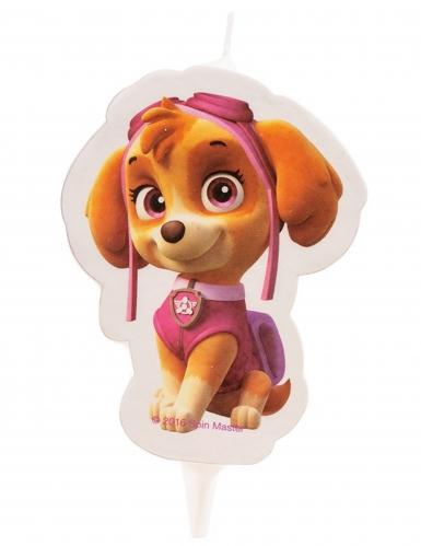 Vela de cumpleaños Patrulla Canina™ Skye 7.5 cm