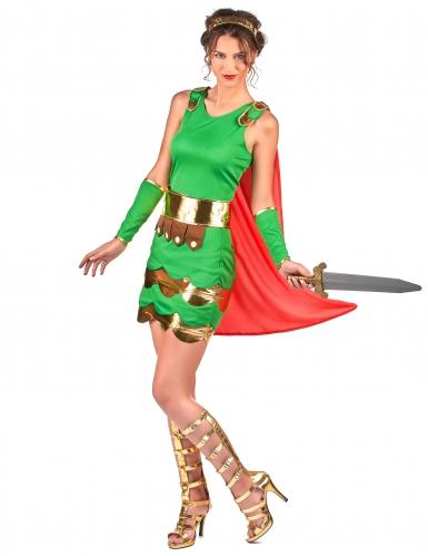 Disfraz soldado romano mujer-1