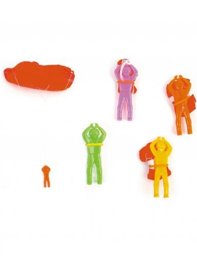 Accesorios regalos piñata mini paracaidistas 5 cm aleatorio