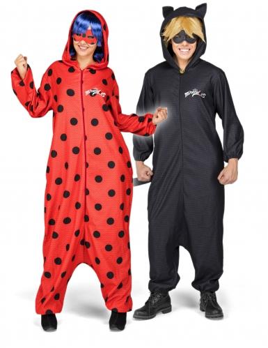 Disfraz mono ladybug™ adulto-1