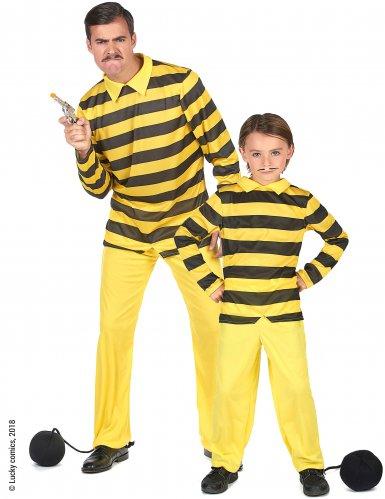 Disfraz pareja Dalton padre e hijo Lucky Luke™