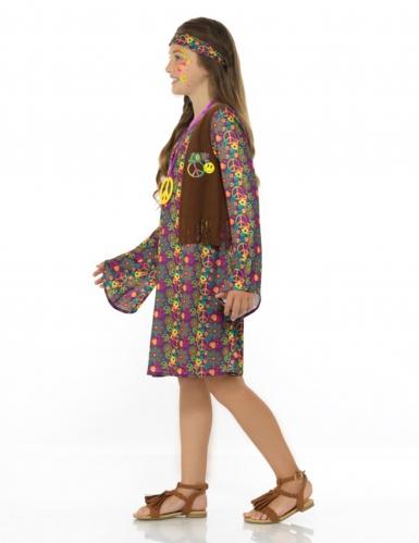 Disfraz hippie años 60 niña-2