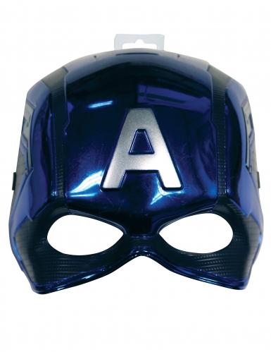 Semi máscara Capitán América™-1