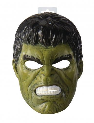 Máscara 1/2 Hulk™ niño-1