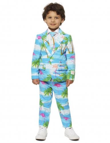 Traje Mr. Flamingo niño Opposuits™