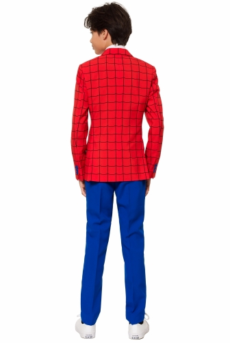 Traje Mr. Spiderman™ adolescente Opposuits™-1