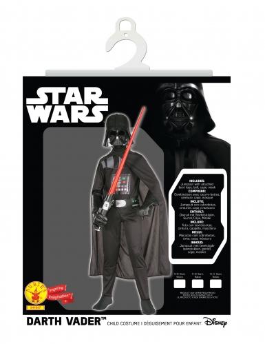 Disfraz clásico Dark Vader™ niño-1