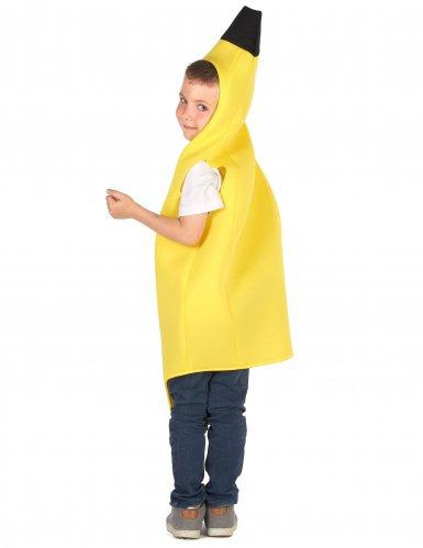 Disfraz plátano niño-2