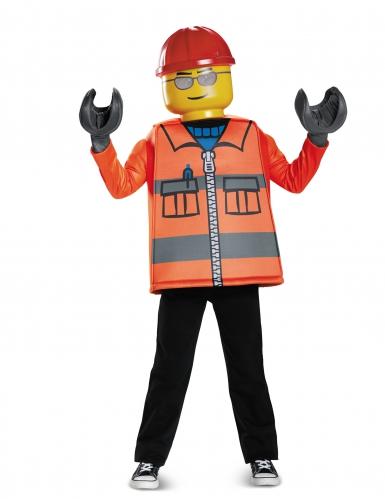 Disfraz obrero LEGO® niño