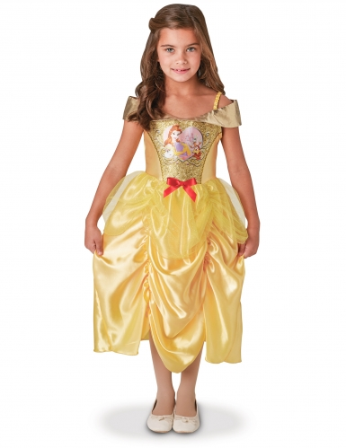 Disfraz clásico lentejuelas Bella™ niña