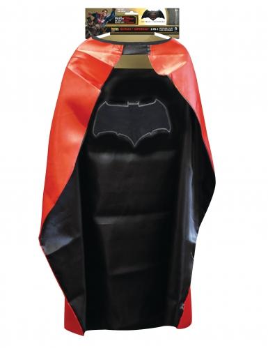 Capa reversible Batman™ y Superman La Liga de la Justicia™ niño-3