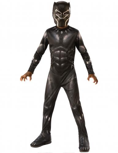 Disfraz clásico Black Panther Infinity War™ niño