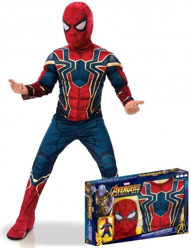 Disfraz de lujo Iron Spider Infinity War™ niño