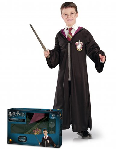 Caja disfraz Harry Potter™ niño