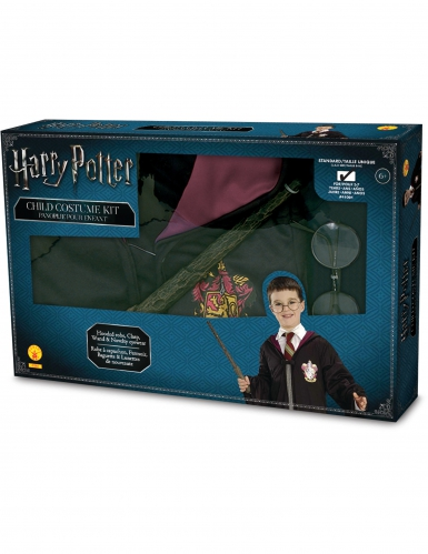 Caja disfraz Harry Potter™ niño-1