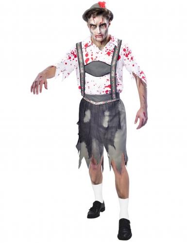 Disfraz Oktoberfest zombi hombre
