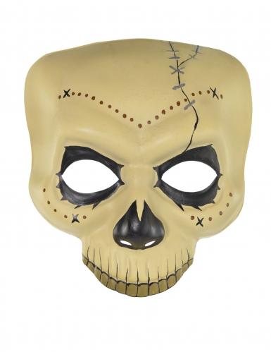 Máscara de brujo Día de los muertos