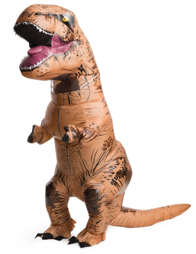 Disfraz T-rex Jurassic World™ adulto