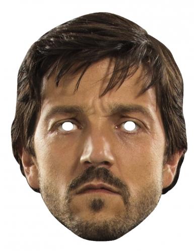 Máscara cartón Cassian Star Wars Rogue One™