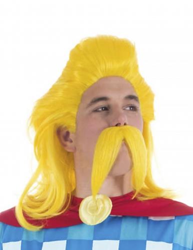 Peluca y bigote Asurancetúrix™ - Astérix y Obélix™