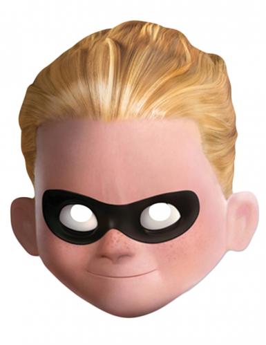 Máscara de cartón Dash Los Increíbles™ adulto