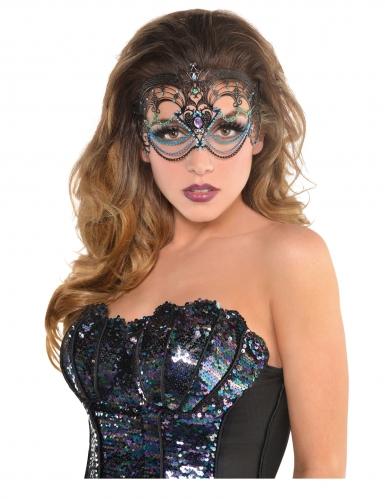 Máscara de sirena mujer