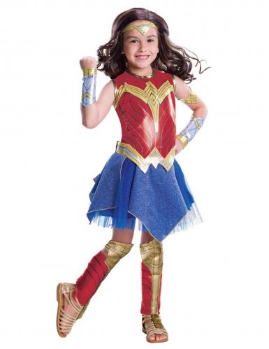 Disfraz de lujo Wonder Woman™ niña