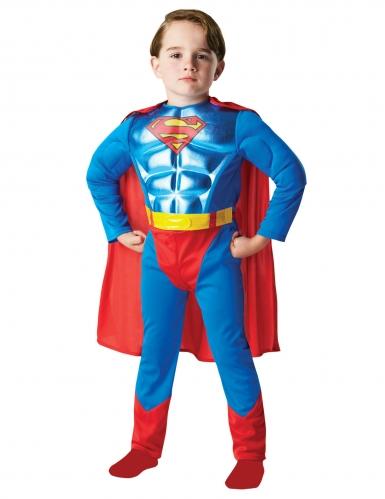 Disfraz Superman™ con músculos niño