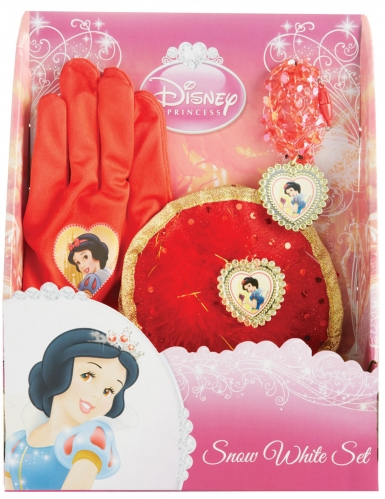 Kit accesorios princesa Blancanieves™ niña-1