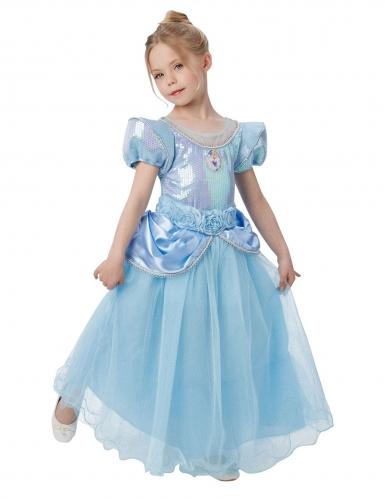Disfraz premium Cenicienta™ niña