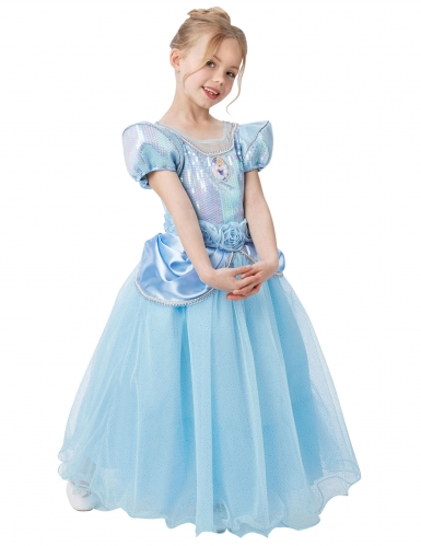 Disfraz premium Cenicienta™ niña-1
