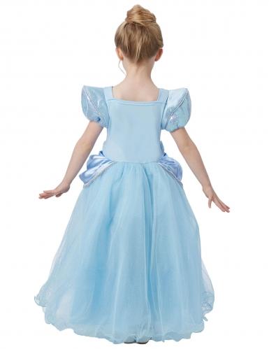 Disfraz premium Cenicienta™ niña-2