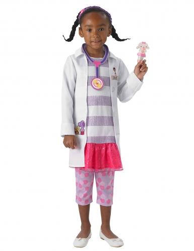 Disfraz deluxe Doctora Juguetes™ niña