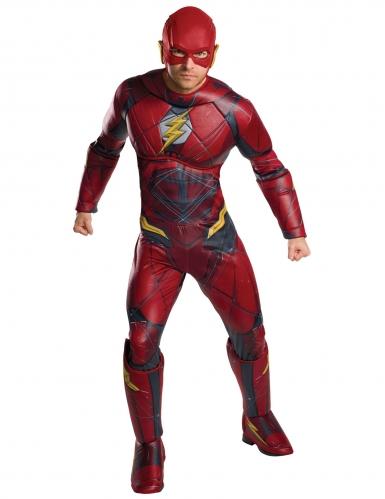 Disfraz de lujo Flash Justice League™ adulto