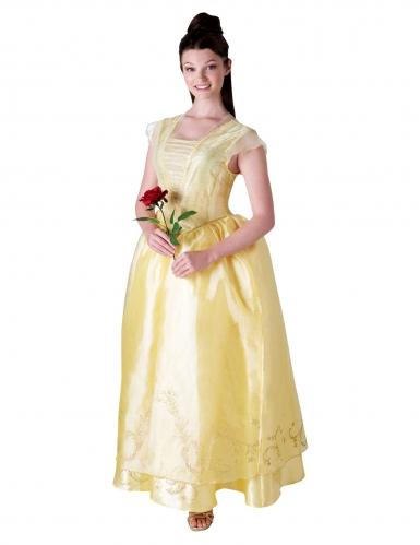 Disfraz princesa Bella™ película La Bella y la Bestia™ adulto