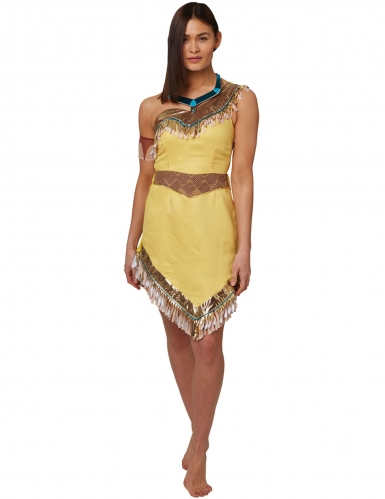 Disfraz clásico Pocahontas™ mujer