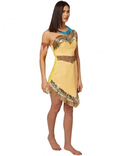 Disfraz clásico Pocahontas™ mujer-1