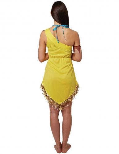 Disfraz clásico Pocahontas™ mujer-2