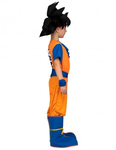Disfraz con peluca Goku Dragon Ball™ niño en caja-1