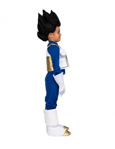 Cofre disfraz con peluca Vegeta Dragon Ball™ niño-1