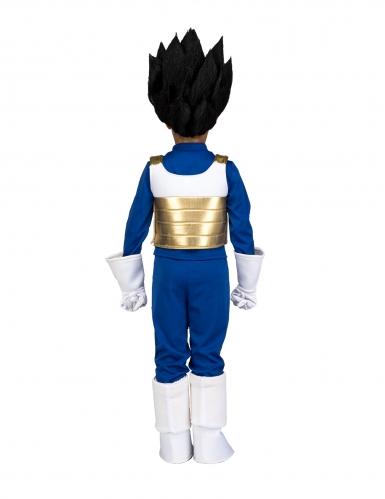 Cofre disfraz con peluca Vegeta Dragon Ball™ niño-2