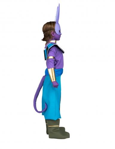 Disfraz con máscara Beerus Dragon Ball™ niño en caja-1